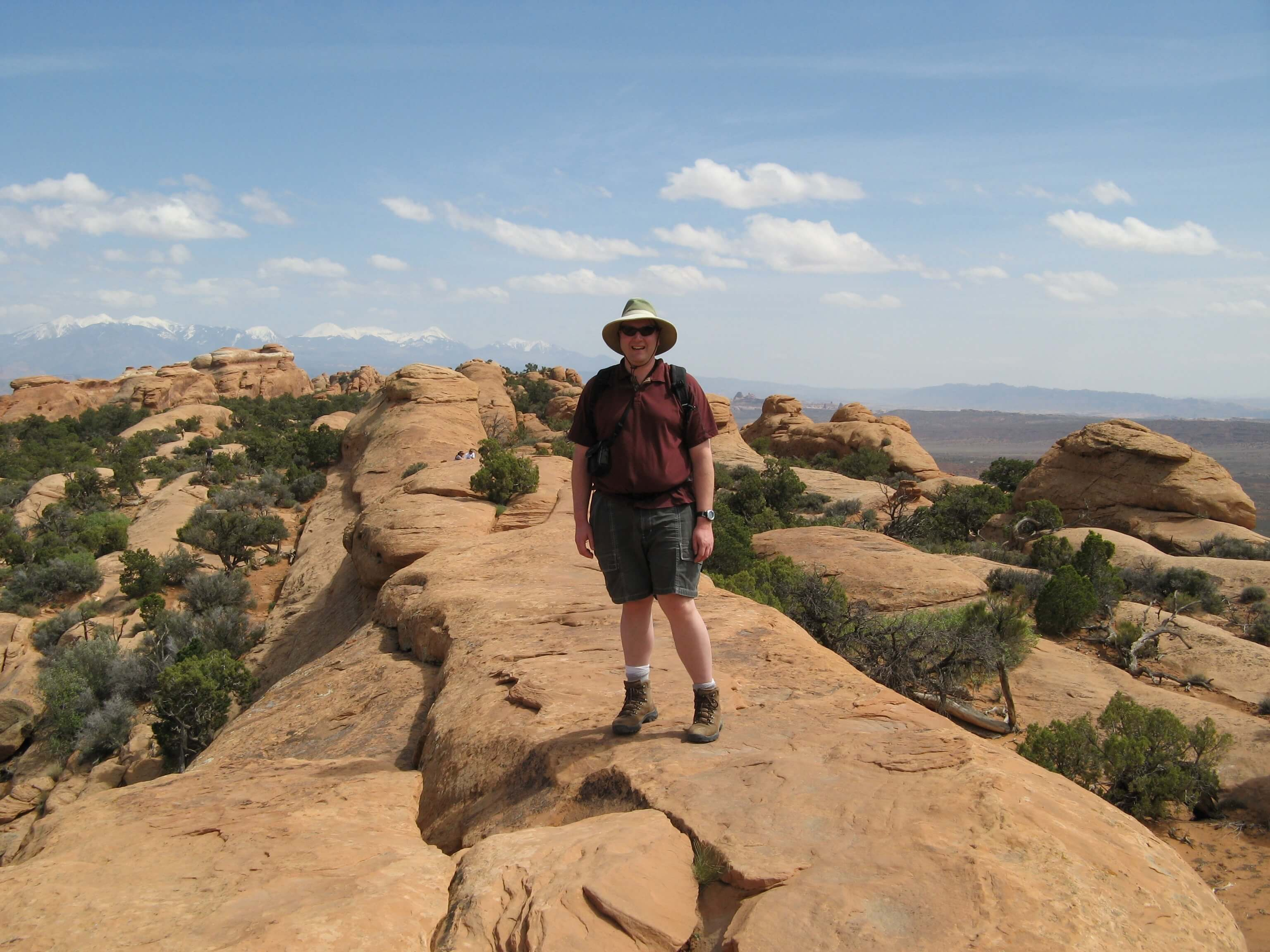Hiking In Moab Utah The Good The Bad And The Rv