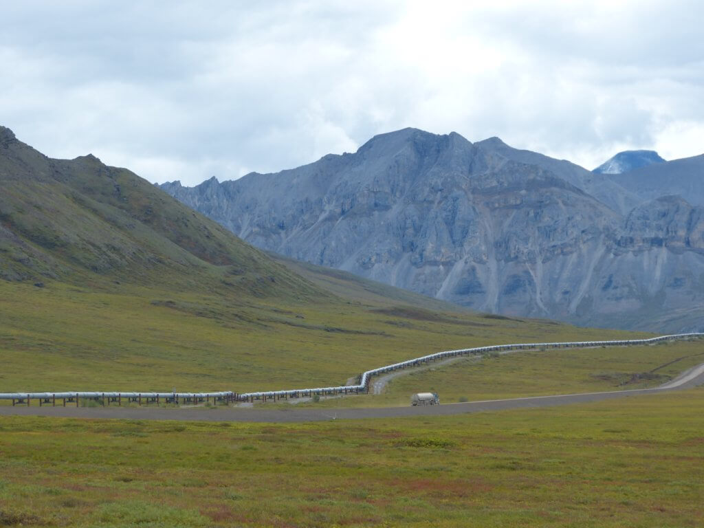 The Dalton Highway The Good The Bad And The Rv