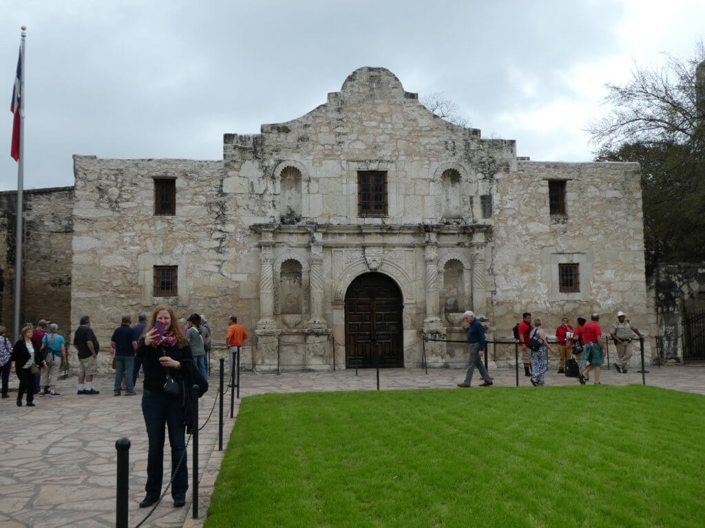 Remember The Alamo The Good The Bad And The Rv