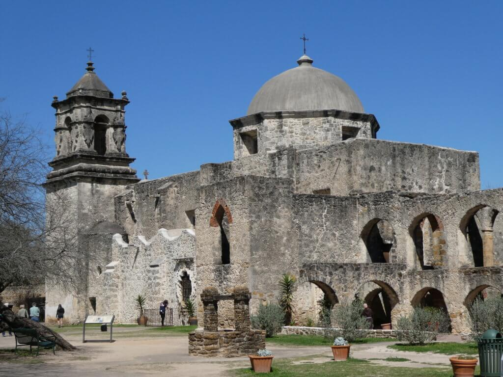 San Antonio Missions National Historical Park The Good